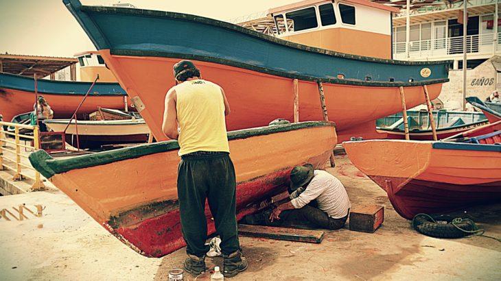 船底塗料の種類と塗り方とおすすめの塗料の選び方